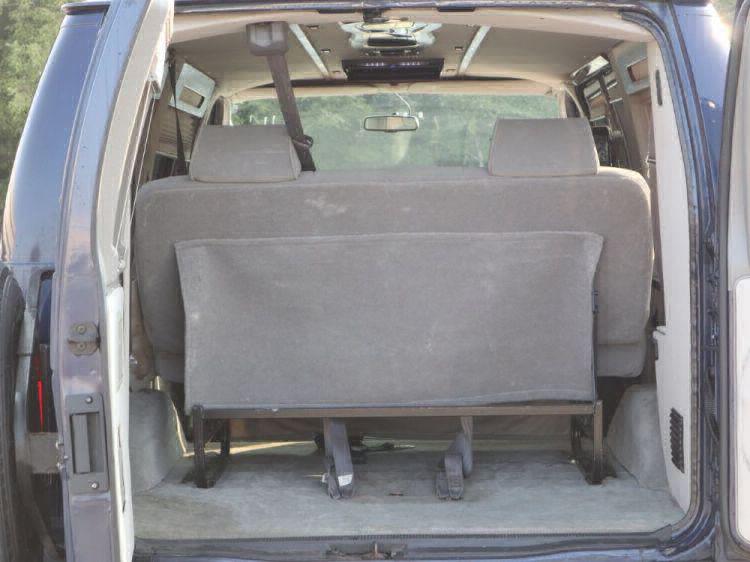 2012 Ford Econoline E150 E-150 Wheelchair Van For Sale #22