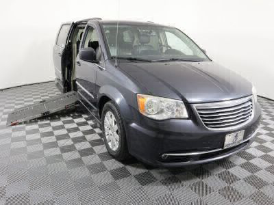 Used Wheelchair Van for Sale - 2014 Chrysler Town & Country Touring Wheelchair Accessible Van VIN: 2C4RC1BG7ER437909