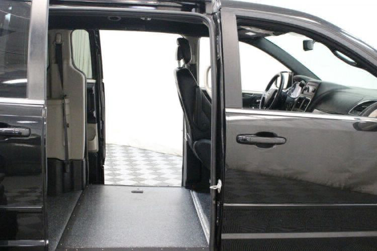 2017 Dodge Grand Caravan SXT Wheelchair Van For Sale #13