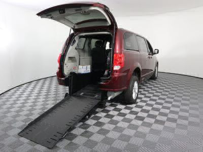 Used Wheelchair Van for Sale - 2018 Dodge Grand Caravan SXT Wheelchair Accessible Van VIN: 2C4RDGCG7JR326799
