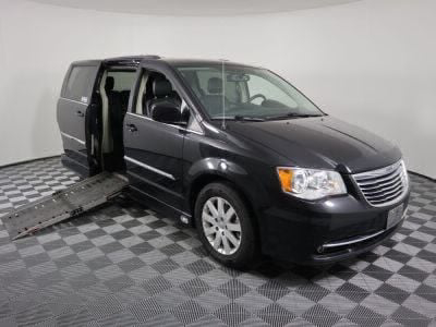 Used Wheelchair Van for Sale - 2016 Chrysler Town & Country Touring Wheelchair Accessible Van VIN: 2C4RC1BG6GR290971