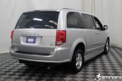 2011 Dodge Grand Caravan Wheelchair Van For Sale -- Thumb #9
