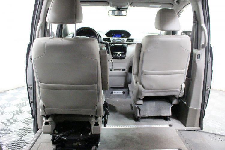 2016 Honda Odyssey EX-L Wheelchair Van For Sale #6
