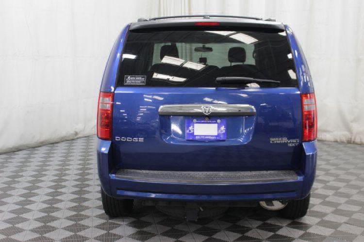 2010 Dodge Grand Caravan SXT Wheelchair Van For Sale #30