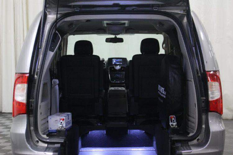 2016 Chrysler Town and Country Touring Wheelchair Van For Sale #5