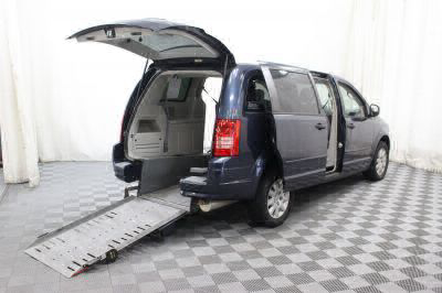 Commercial Wheelchair Vans for Sale - 2008 Chrysler Town & Country LX ADA Compliant Vehicle VIN: 2A8HR44H08R652112
