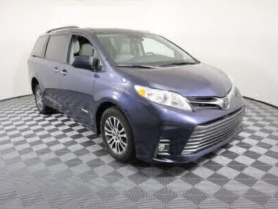 Handicap Van for Sale - 2019 Toyota Sienna XLE Wheelchair Accessible Van VIN: 5TDYZ3DCXKS985194