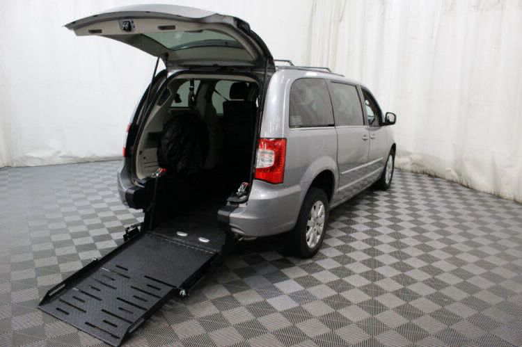 2016 Chrysler Town and Country Touring Wheelchair Van For Sale #1