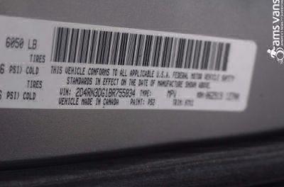 2011 Dodge Grand Caravan Wheelchair Van For Sale -- Thumb #24