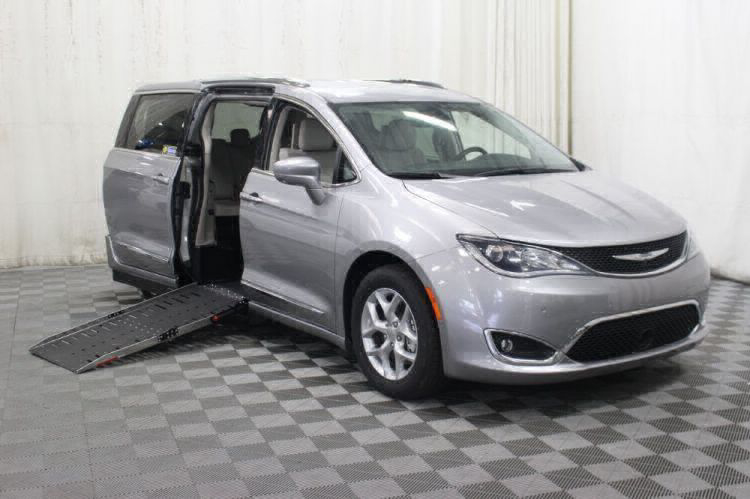 2017 Chrysler Pacifica Touring-L Plus Wheelchair Van For Sale #1