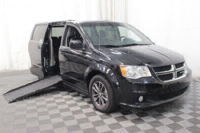 New Wheelchair Van for Sale - 2017 Dodge Grand Caravan SXT Wheelchair Accessible Van VIN: 2C4RDGCG7HR774504