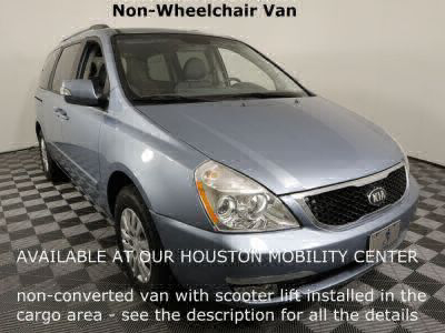 Used Wheelchair Van for Sale - 2014 Kia Sedona LX Wheelchair Accessible Van VIN: KNDMG4C79E6538410