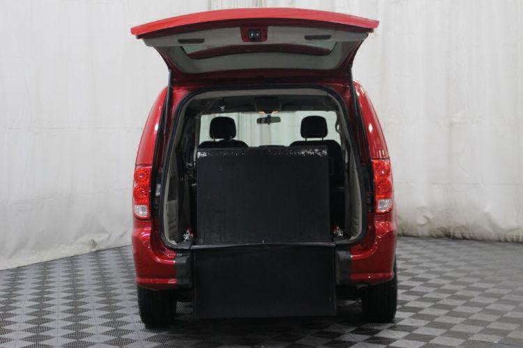 2016 Dodge Grand Caravan SE Wheelchair Van For Sale #6