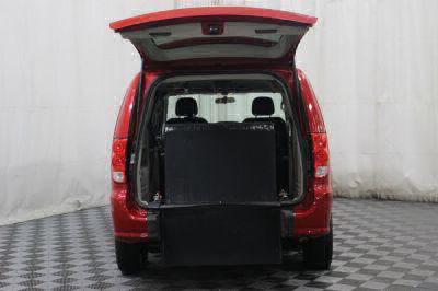 2016 Dodge Grand Caravan Wheelchair Van For Sale -- Thumb #6
