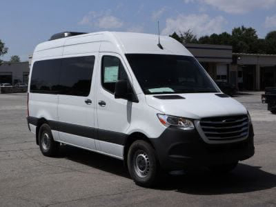 Handicap Van for Sale - 2020 Freightliner Sprinter 2500 Wheelchair Accessible Van VIN: W2Z4EFHYXLT028420