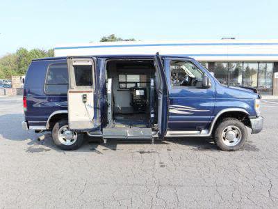 2012 Ford Econoline E150 Wheelchair Van For Sale -- Thumb #26
