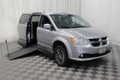 Used Wheelchair Van for Sale - 2017 Dodge Grand Caravan SXT Wheelchair Accessible Van VIN: 2C4RDGCG5HR695901