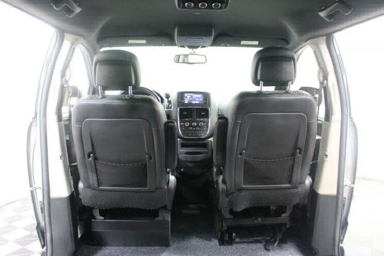 2017 Dodge Grand Caravan SXT Wheelchair Van For Sale #5
