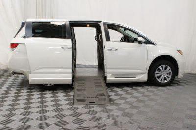 2016 Honda Odyssey Wheelchair Van For Sale -- Thumb #3