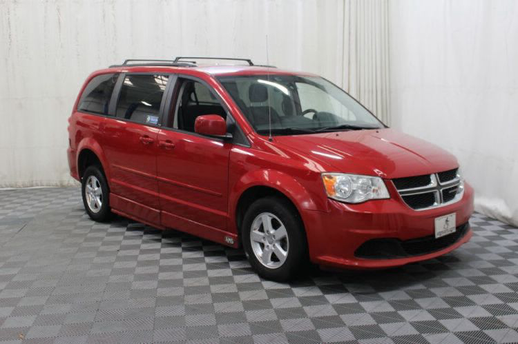 2013 Dodge Grand Caravan SXT Wheelchair Van For Sale #4