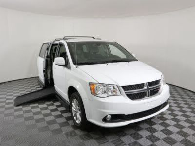 New Wheelchair Van for Sale - 2019 Dodge Grand Caravan SXT Wheelchair Accessible Van VIN: 2C4RDGCGXKR558878