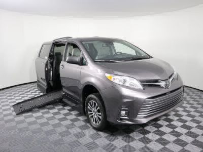 New Wheelchair Van for Sale - 2019 Toyota Sienna XLE Wheelchair Accessible Van VIN: 5TDYZ3DC5KS988956