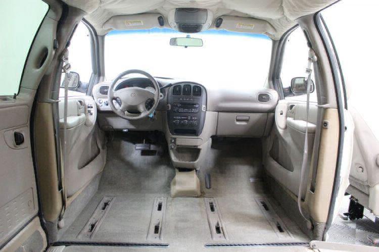 2002 Dodge Grand Caravan Sport Wheelchair Van For Sale #27
