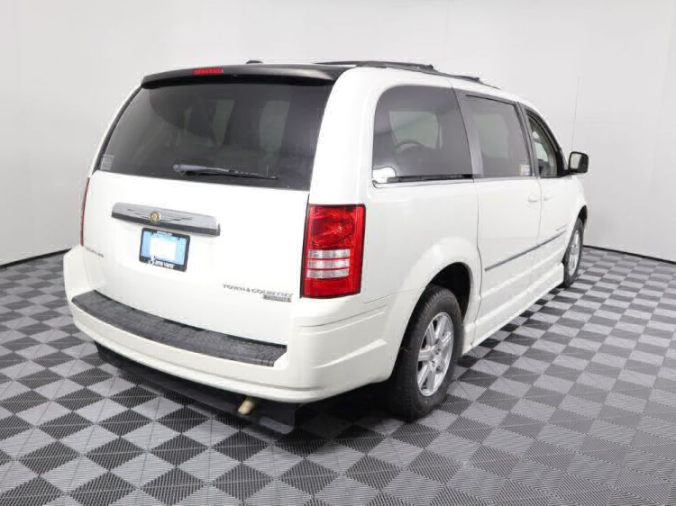 2010 Chrysler Town and Country Touring Wheelchair Van For Sale #23
