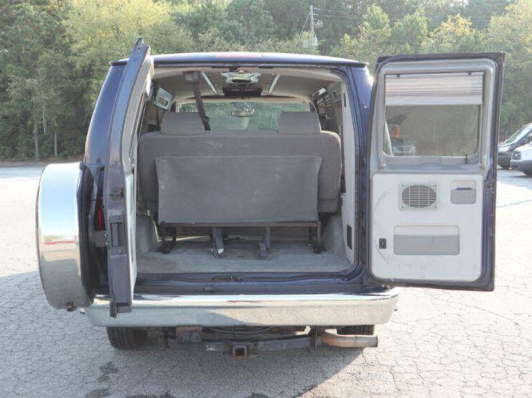 2012 Ford Econoline E150 E-150 Wheelchair Van For Sale #32