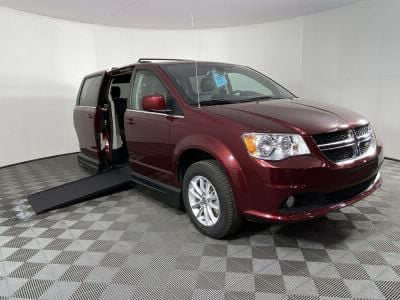 New Wheelchair Van for Sale - 2019 Dodge Grand Caravan SXT Wheelchair Accessible Van VIN: 2C4RDGCGXKR772379