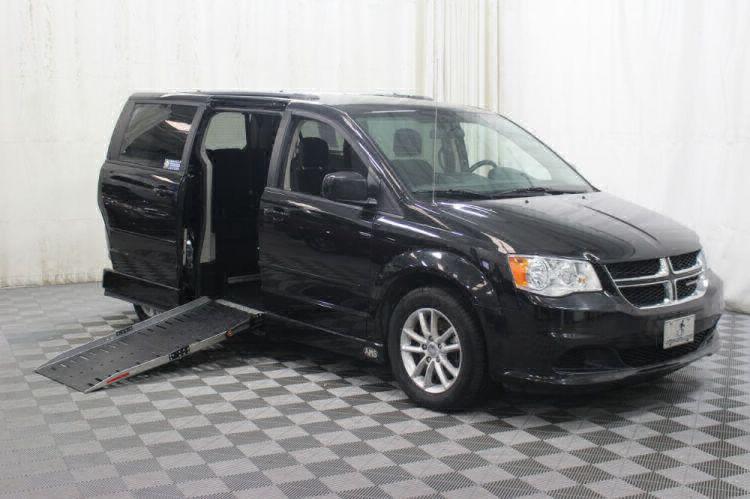 2015 Dodge Grand Caravan SXT Wheelchair Van For Sale #1