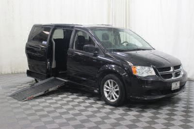 Used Wheelchair Van for Sale - 2015 Dodge Grand Caravan SXT Wheelchair Accessible Van VIN: 2C4RDGCGXFR649414