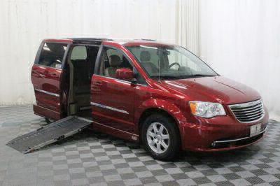 2012 Chrysler Town and Country Wheelchair Van For Sale -- Thumb #1