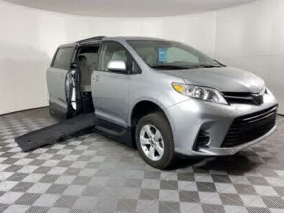 New Wheelchair Van for Sale - 2020 Toyota Sienna LE Standard Wheelchair Accessible Van VIN: 5TDKZ3DC4LS058456