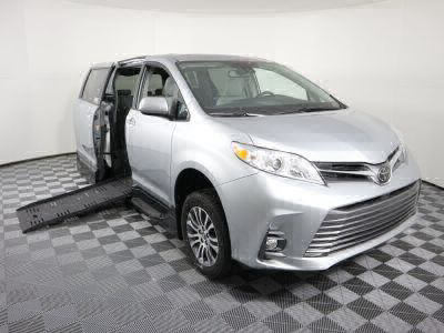 New Wheelchair Van for Sale - 2019 Toyota Sienna XLE Wheelchair Accessible Van VIN: 5TDYZ3DC5KS009629