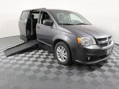 New Wheelchair Van for Sale - 2019 Dodge Grand Caravan SXT Wheelchair Accessible Van VIN: 2C4RDGCG2KR544585