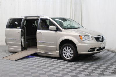 Used Wheelchair Van for Sale - 2015 Chrysler Town & Country Touring Wheelchair Accessible Van VIN: 2C4RC1BG3FR572483