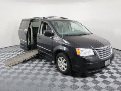 Used Wheelchair Van for Sale - 2010 Chrysler Town & Country Touring Wheelchair Accessible Van VIN: 2A4RR5D18AR213826