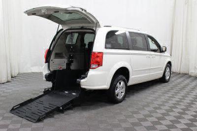 2011 Dodge Grand Caravan Wheelchair Van For Sale
