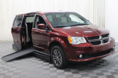 New Wheelchair Van for Sale - 2017 Dodge Grand Caravan SXT Wheelchair Accessible Van VIN: 2C4RDGCG0HR695952