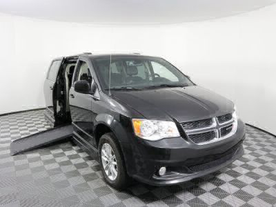 Used Wheelchair Van for Sale - 2019 Dodge Grand Caravan SXT Wheelchair Accessible Van VIN: 2C4RDGCG1KR558915