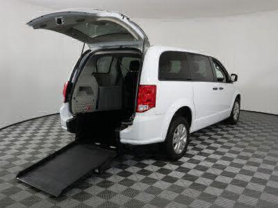 Used Wheelchair Van for Sale - 2019 Dodge Grand Caravan SE Wheelchair Accessible Van VIN: 2C4RDGBG3KR754453