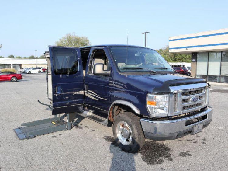2012 Ford Econoline E150 E-150 Wheelchair Van For Sale #2