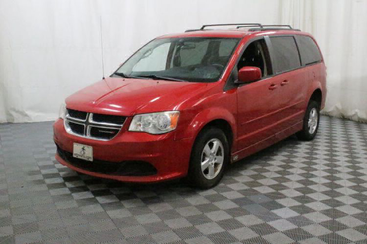 2013 Dodge Grand Caravan SXT Wheelchair Van For Sale #10