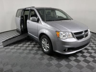 New Wheelchair Van for Sale - 2019 Dodge Grand Caravan SXT Wheelchair Accessible Van VIN: 2C4RDGCG4KR717653