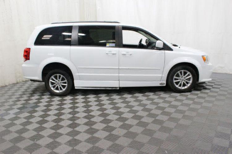 2016 Dodge Grand Caravan SXT Wheelchair Van For Sale #5