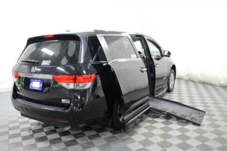 2014 Honda Odyssey EX-L Wheelchair Van For Sale #3