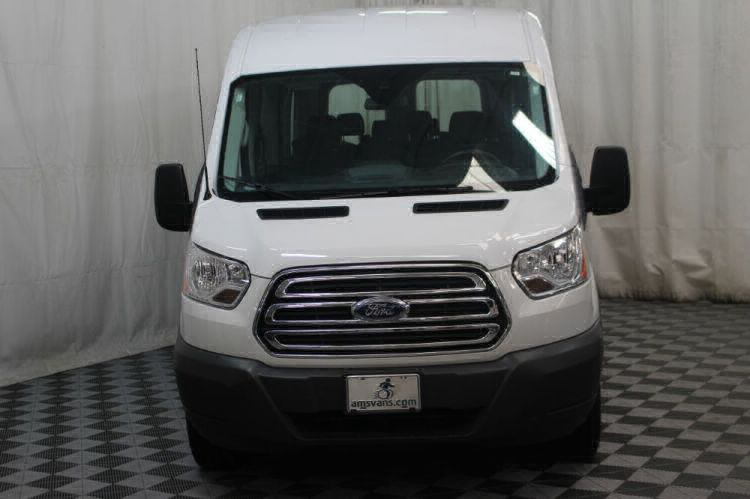 2018 Ford Transit Passenger 350 XLT Wheelchair Van For Sale #23