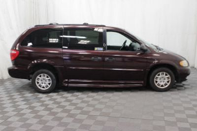 2004 Dodge Grand Caravan Wheelchair Van For Sale -- Thumb #9