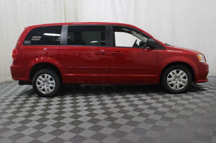 2016 Dodge Grand Caravan SE Wheelchair Van For Sale #3